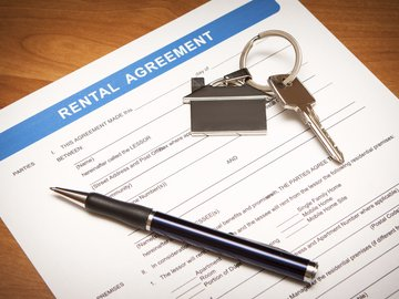 rental income, real estate, rent agreement