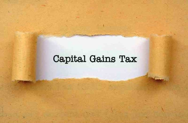 Capital gains, nrihelpinfo