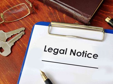 Legal Notice, nrihelpinfo