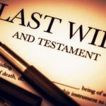 Making a will, nrihelpinfo