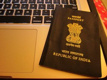 Lost indian Passport, nrihelpinfo