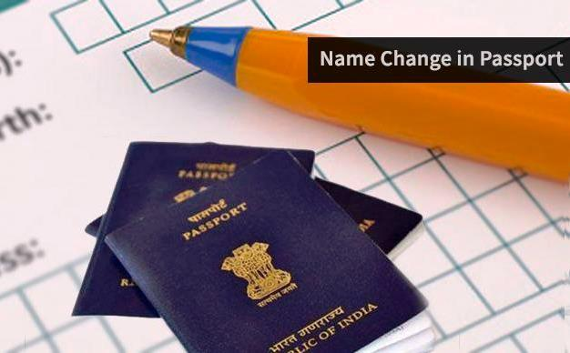 change surname in Indian Passport, nrihelpinfo