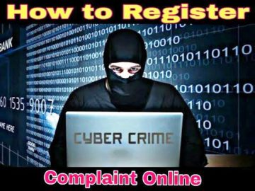 Cyber Crime Complaint, nrihelpinfo