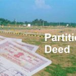 partition deed, nrihelpinfo